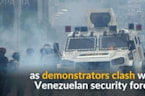 Maduro says opposition doesn't want peace as Venezuelan protest deaths hit 29