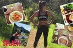 Lea Michele Has Never Eaten Fast Food