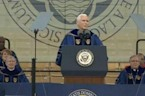 Notre Dame Graduates Walk Out on Vice President Pence