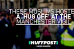 These Muslims Hosted A 'Hug Off' During The Manchester Vigil