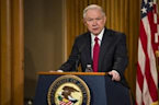Sessions Did Not Disclose Russia Meetings on Security Form
