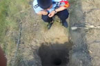 Junge aus Brunnen gerettet