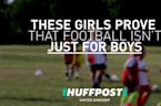 These Girls Prove That Football Isn't Just For Boys