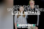 Asda Shopper Shocked After Spotting Child's 'The Little Mermaid' Swimsuit With Topless Ariel