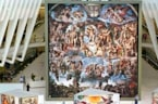 New Yorkers get up close look at Michelangelo's masterpieces