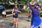 Célébration de la fête nationale du Québec 2017