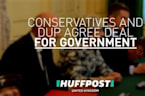 DUP Announce Deal To Support Conservative Minority Government
