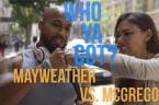 DTLA Talks: Floyd Mayweather Versus Conor McGregor