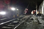 34 People Injured After Subway Derailment in Manhattan