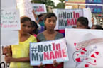 Rallies Across India Protest Mob Violence Against Muslims