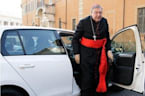 Cardinal George Pell Charged With Sexual Assault