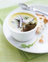 Chicken Liver Pâté with Mushrooms