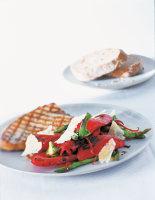 Pepper & Asparagus Salad
