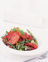 Parma Ham & Vegetable Salad