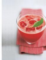 Summer Strawberry Juice
