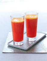 Orange & Raspberry Juice