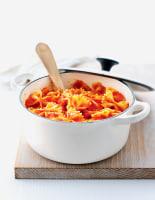 Quickest-Ever Tomato Pasta Sauce