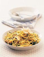 Courgette & Gremolata Linguine