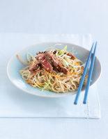 Japanese Beef & Noodle Salad