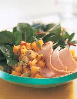 Mango & Smoked Chicken Salad