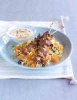 Spicy Lamb & Couscous Salad