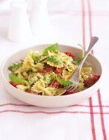 Farfalle, Tomato & Pesto Salad