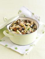 Mushroom & Ricotta Pasta Salad