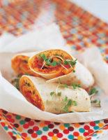 Spicy Chorizo Wrap