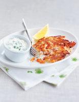 Salmon Rösti Cakes