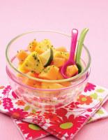 Melon & Pineapple Salad