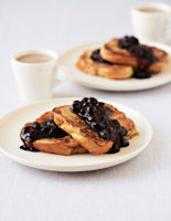 Blueberry French Toasts