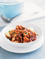 Cuttlefish Stew