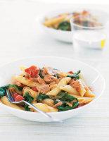 Tuna, Spinach & Tomato Penne