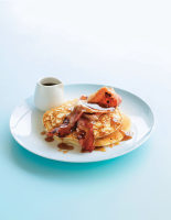 Bacon & Maple Syrup Pancakes