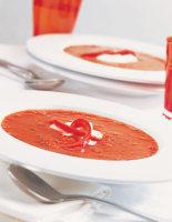 Red Pepper & Ginger Soup