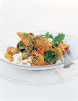 Chicken & Baby Spinach Curry