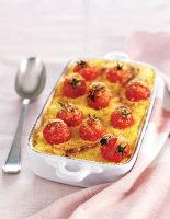 Baked Polenta with Gorgonzola