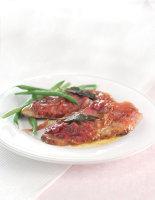 Veal Escalopes with Parma Ham