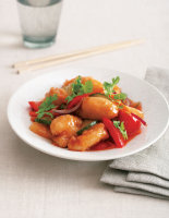 Pork with Sweet & Sour Sauce