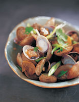Clams with Ginger