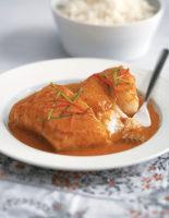 Panaeng Fish Curry