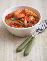 Mixed Vegetable Curry & 5-Spice