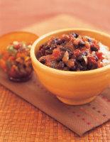 Chilli Black Bean Stew