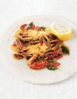 Ceylonese Crab Curry