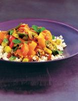Moroccan Seven-Vegetable Stew