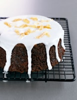 Iced Jamaican Ginger Cake