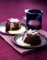 Cherry & Chocolate Puddings