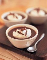 Dark Chocolate & Coffee Pots