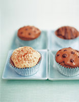 Triple Chocolate Cupcakes