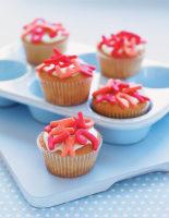 Alphabetti Cupcakes